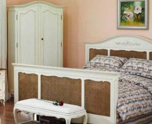 Wooden Bedroom Furniture Set KF044