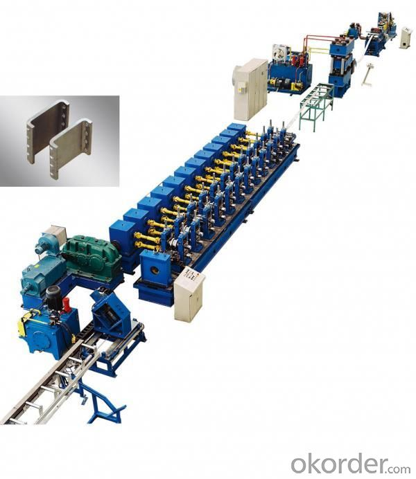 Electrical Heater Cover Roll Forming Machine