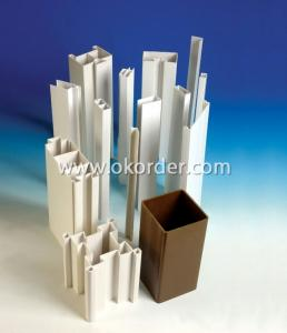 PVC Window Frame Manufacturer