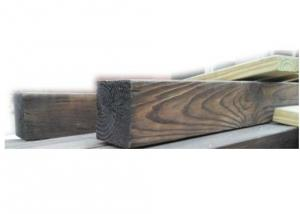 ACQ Treated  Ash Wood