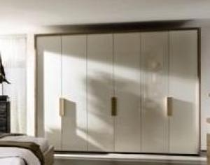 Fashion 6-Door Wardrobe For Bedroom