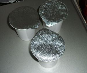Aluminum Lidding Foil With Heat Seal Lacquer