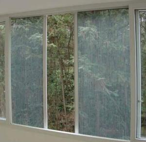 High Quality Plisse Screen Window