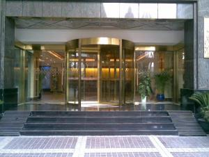 CRD Automatic Revolving Door