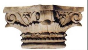 Pediment Ornament Mould For Column Head