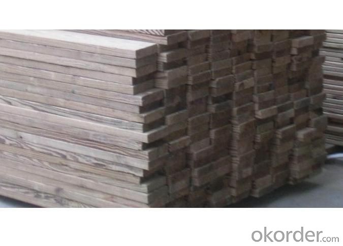 ACQ Treated Fir Wood