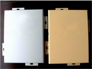 Decorative Material Aluminum Panels
