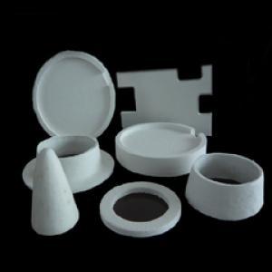 Ceramic Fiber Tap Out Cone 1260 HP