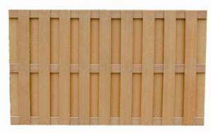 Wood Plastic Composite Fence/Rail CMAX SF012