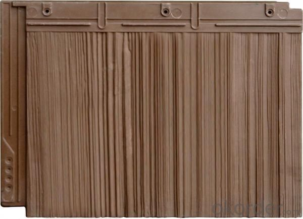 Synthetic Resin Shake Tile