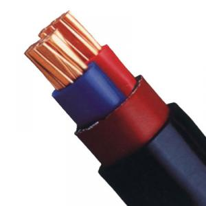 0.6/1kv Multi Cores PVC Power Cable (VV,VLV,VV22.VLV22,VV32,VLV32)