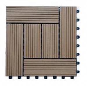 Wood Plastic Composite DIY Decking