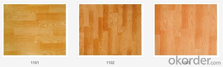 High Quality Sports Floors - Wooden Pattern