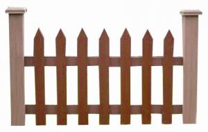 Wood Plastic Composite Fence/Rail CMAX HR010