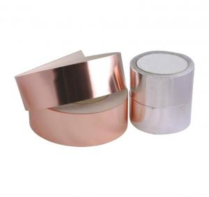 0.02mm Thin 99.99% Cooper foil Tape