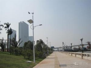 FRP Lighting Pole D40