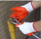 Nitrile Coated Safety Gloves For Contruction