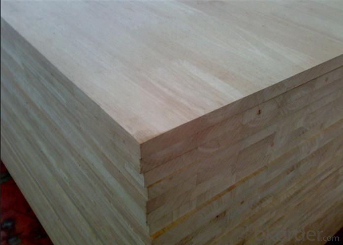 Radiate Pine Finger Jointed Panel