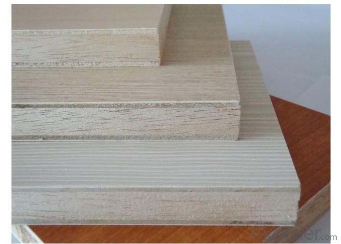 Buy melamine faced block board falcata core price size