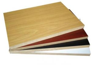 Melamine Faced MDF Boards for Furniture and Decoration