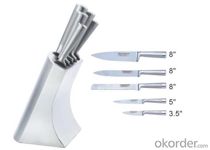 Kitchen Knife Set-01