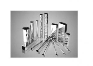 Stainless Steel Tube Stainless Steel Slotted Pipe