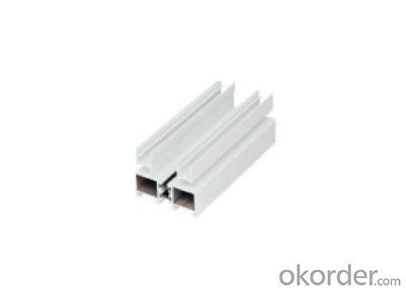 Aluminum Extrusion Profile H10 45x45 Watt