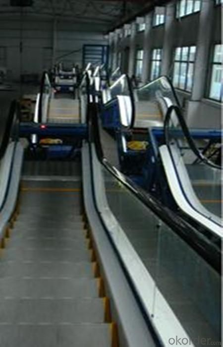 Commercial Automatic Escalator