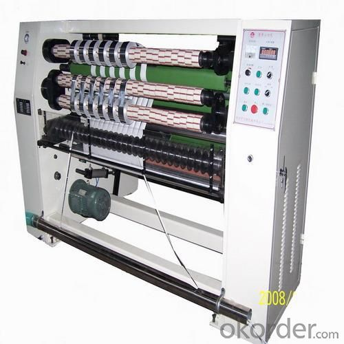 Low Noise Slitting Machine QS1300