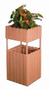 Wood Plastic Composite Flower Box CMAX L023
