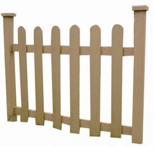 Wood Plastic Composite Fence/Rail  CMAX HR009A