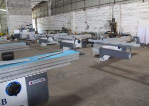 Numeric Control Precision Sliding Table Saw