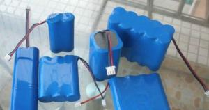 Rechargeable Li-ion 18650 Battery Pack