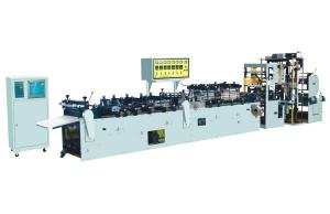 High Quality Automatic High-speed Three-Side Seal Bag Making Machines