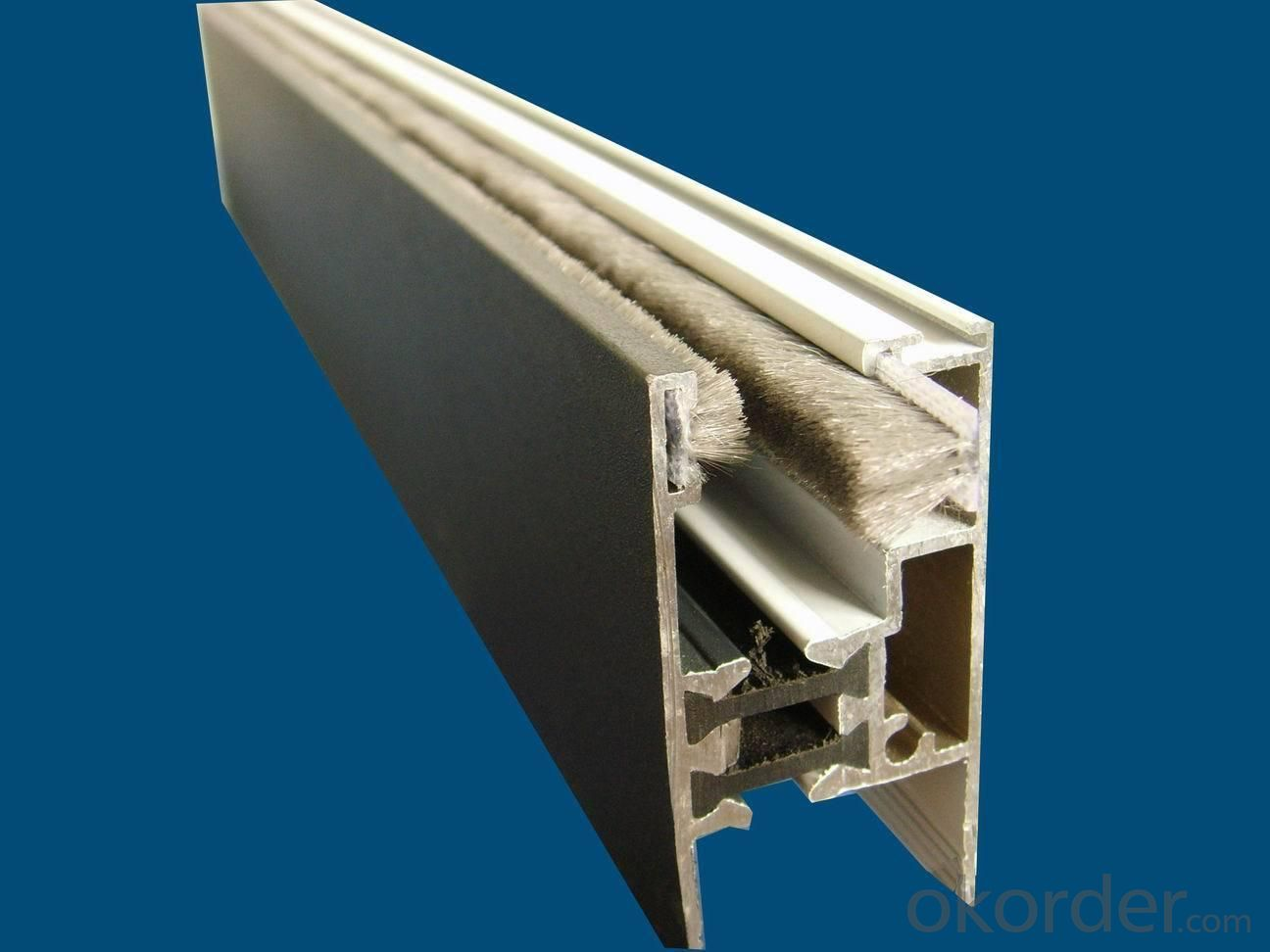 High Quality Door Weather Strip With Fin