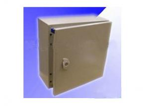 OEM Small Sheet Metal Cabinet with  Rectangle Electrical Power Coating