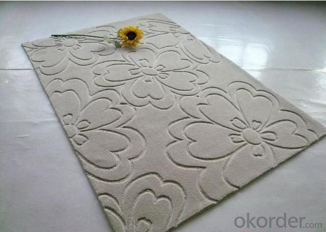 Wool Hand Tufted Carpet