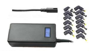 Auto Universal Laptop Adapter with LCD Display 90Watt