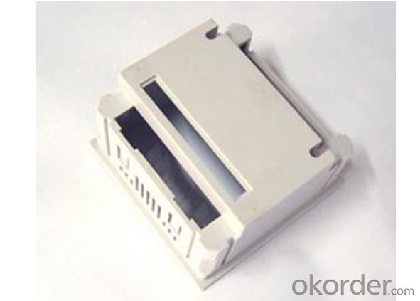 Abs Plastic Enclosure OEM/ODM Accept for Electrical Devices