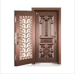 China Hight Quality Copper Security Doors