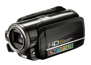 Full HD 1080P Digital Camcorders with 5X Optical Zoom
