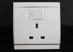Electrical Switch with Socket