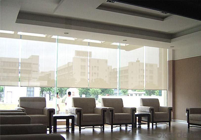 Manufacture Of Motorized Roller Blinds For Any Size