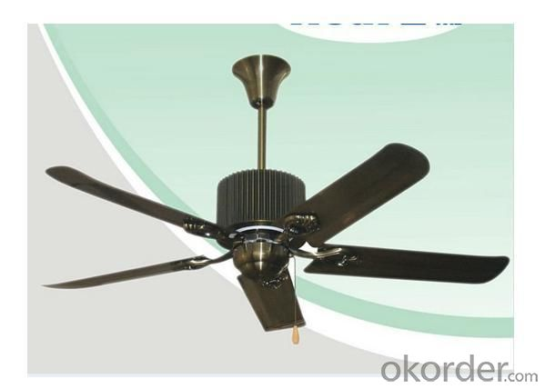 56 Metal Blade Decorative Ceiling Fan