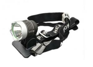 1200lm Rechargeable 18650 Motorcycle Led Headlamp