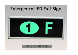 Floor Exit Light