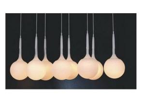 Glass Pendant Lamp Pendant lights Suspension Light Chandelier