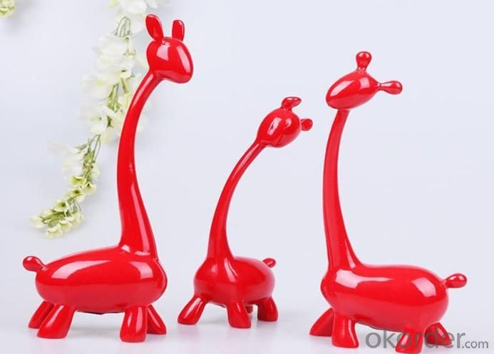 Animals Resin Craft Home Decoration Pieces Artware