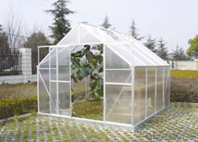Vegetable Growing Greenhouse