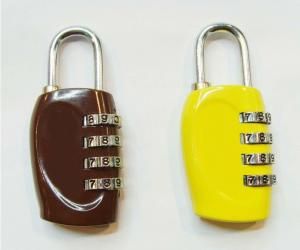 30MM High Quality 4 Digital Resettable Combination Padlock